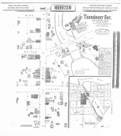 Thornbury Ontario October 1890