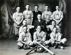 Young Men's Association Baseball Club, 1919-20