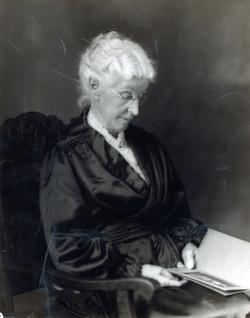Portrait of Kathleen Moore