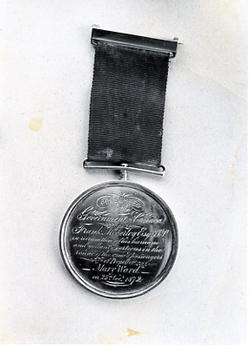 Mary Ward Medal