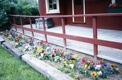 The Depot - Flower Bed