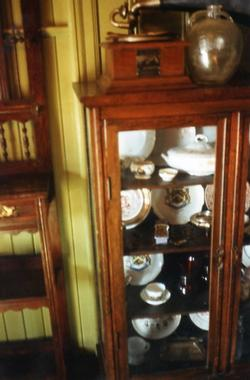The Depot - Artifact - Medium Cupboard with Ceramic Ware