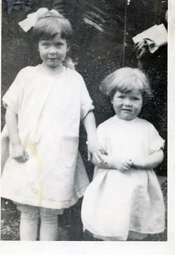 Marjorie and Helen Lawr