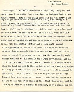 Letter from Willard to his mother - 5-1-35 - part 13