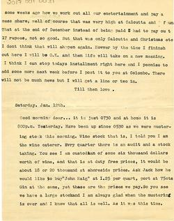 Letter from Willard to his mother - 5-1-35 - part 8