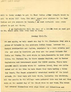 Letter from Willard to his mother - 5-1-35 - part 10