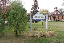 Craigleith Community Centre: Heritage Sign